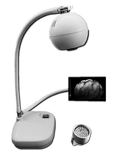 portable focus adjustable vein locator device for getting clear images. Black Bedroom Furniture Sets. Home Design Ideas