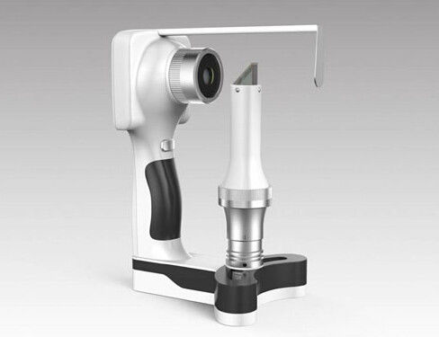 Eye Camera Hand held Digital Slit Lamp for Observing and Photographing for Ocular Anterior Segment with 3.5 Inch Screen