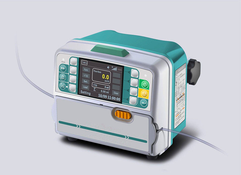Full Featured Digital Medical Infusion Pump With Free flow Protection