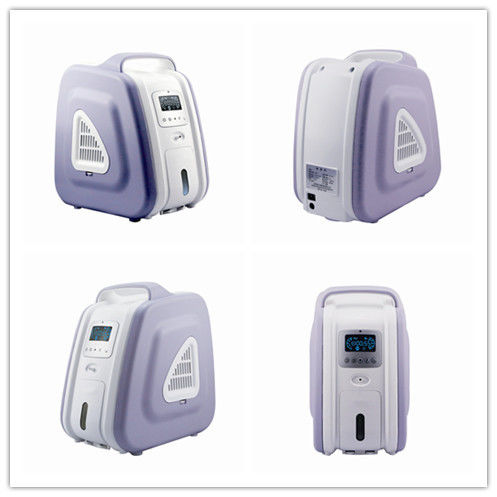 2L Low Purity Alarm Oxygen Concentrator Humidifier With Intelligent Diagnosis System