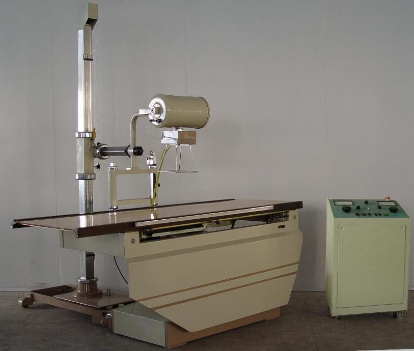 240V Mobile X Ray Machine With