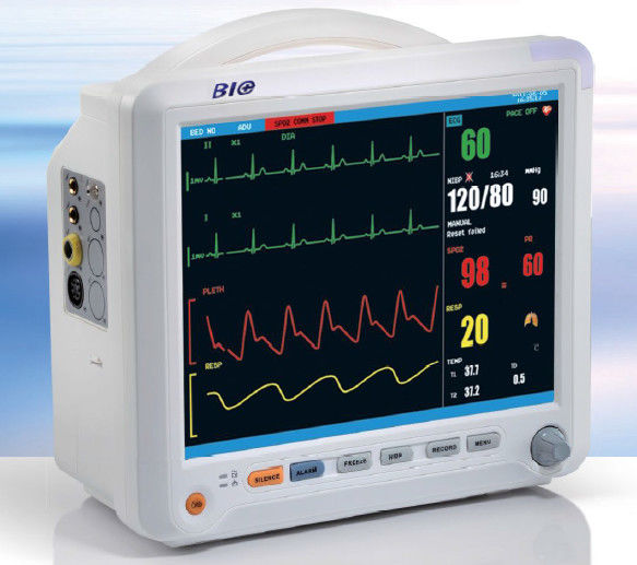 Multiple Home Monitoring Devices : Patient monitoring systems multi parameter monitor