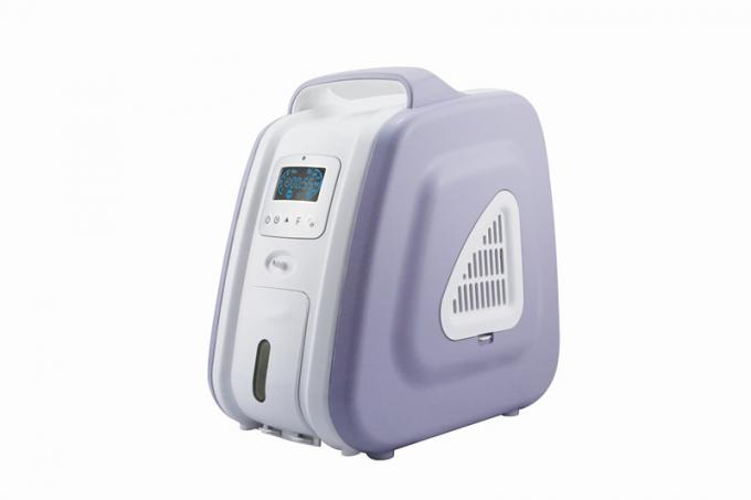 Heat Balance System Oxygen Concentrator Humidifier With Intelligent Diagnosis System