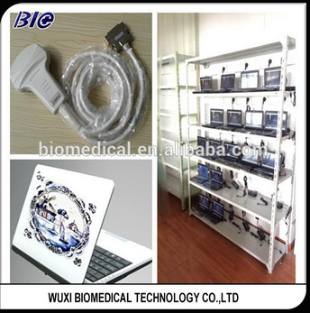 High Performance High - Accuracy Ultrasound Machine USB Disk SD Card