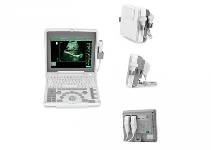"Portable Pregnancy Ultrasound Scanner Intelligent Zoom 12 "" LCD Hand-carried with 3.5MHz convex probe"