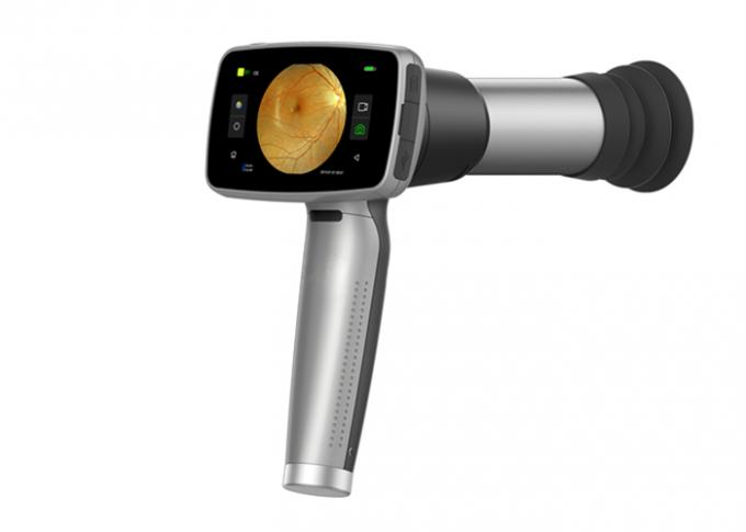 Handheld Fundus Camera Portable Otoscope Ophthalmoscope With 3.97 Inch HD Touch Screen Display