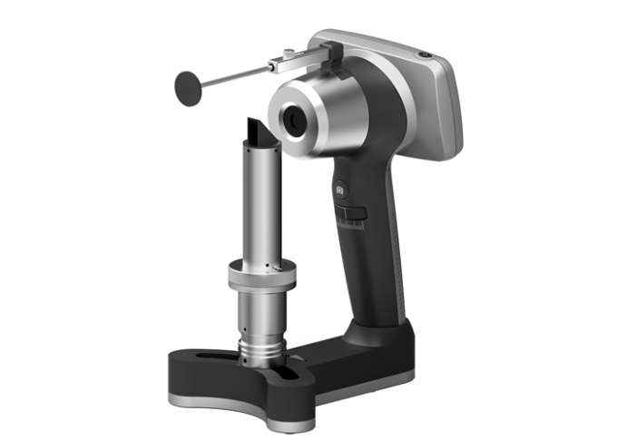 Handheld Slit Lamp Portable Ophthalmoscope Camera With 3.97 Inch Touch Color Screen