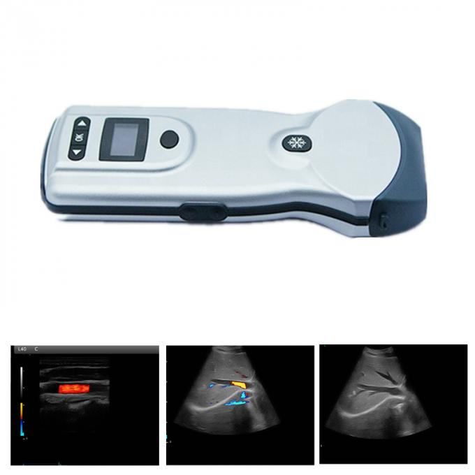 Durable Mini Handheld Ultrasound Scanner Ultrasound Transducer With Frequency 2-10MHz