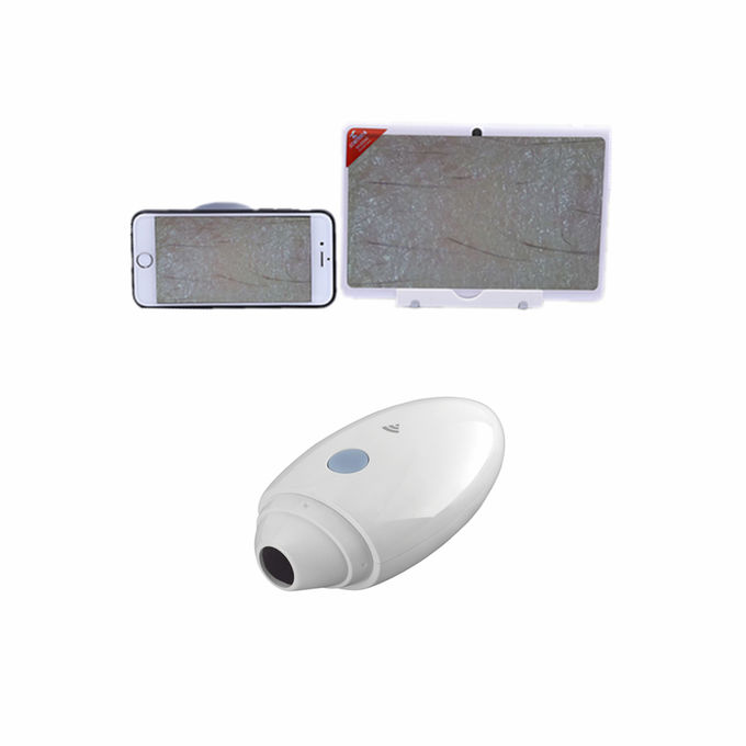 Palm Digital Skin Analyzer Support IOS Andriod CE Certificate with High Definition 1080P lens