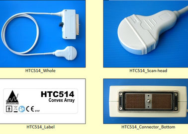 China Hitachi Compatible Convex Ultrasound Transducer Probe For Ultrasound Equipment factory