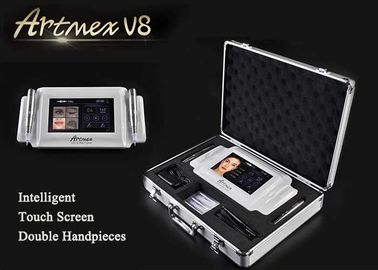 China Small Digital Permanent Makeup Machine With 0.2-3.0mm Needle Adjustment factory