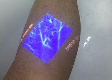 Medical Device Ir Vein Finder , Vein Locating Device Working On Face Elbow Hand