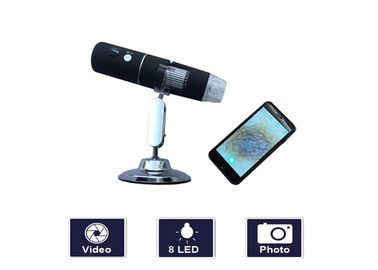 China Magnifier 1000 Times Handheld Video Dermatoscope Wireless Skin And Hair Scanner factory