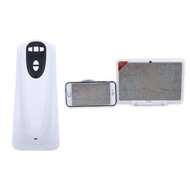 Portable Wireless Digital Skin Analyzer Telemedicine Diagnosis Device With Polarize Light