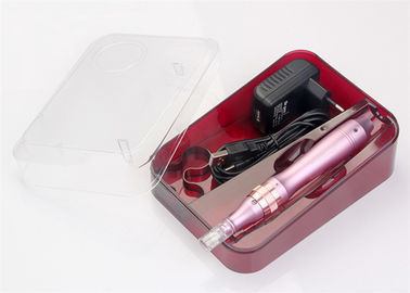 China 5 Speeds Electric Micro Derma Pen For Facial Treatment With Built - In Battery 5V factory