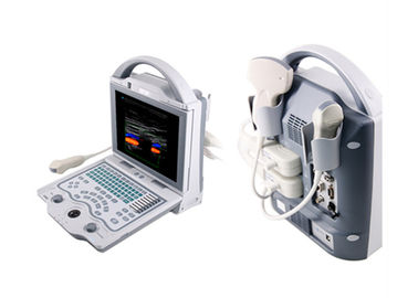 China Digital Color Doppler Portable Ultrasound Equipment With PW CFM THI Mode factory