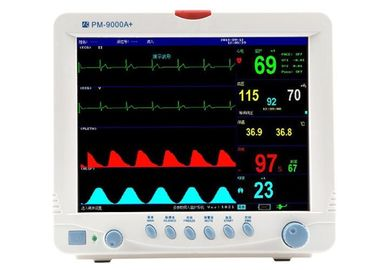 Economical Multi - Parameter Patient Monitor With 12.1 Inch TFT True color LCD screen