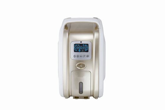 HEPA Filters Portable Medical Humidifier Oxygen Concentrator Humidifier With Power Failure Alarm