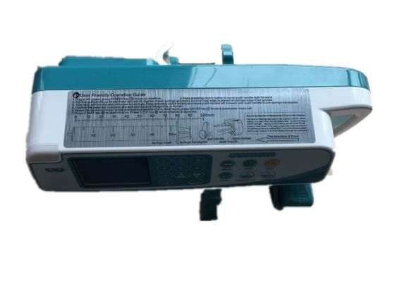 Ambulatory Syringe Pumps Medical Infusion Pump With Rate Mode & Time Mode All kinds of Alarm